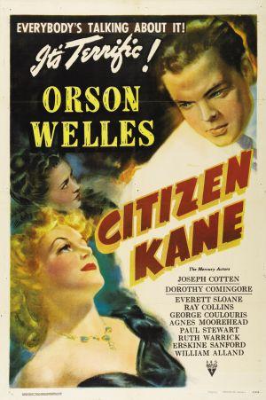 Cartaz Cidadão Kane