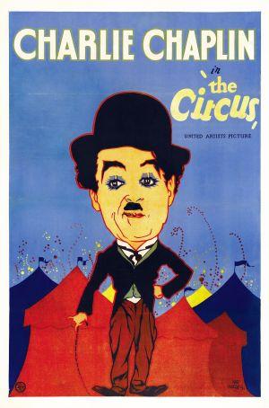 Cartaz O Circo