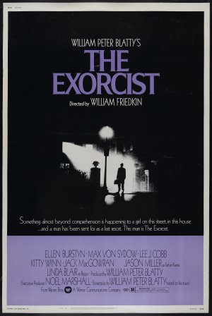 Cartaz O Exorcista