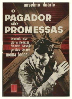 Cartaz O Pagador de Promessas