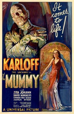 Cartaz A Múmia