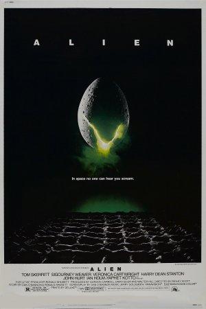 Cartaz Alien, o 8º Passageiro