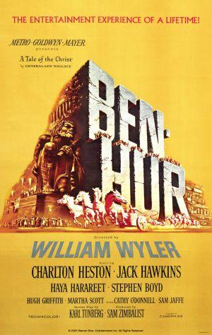 Cartaz Ben-Hur