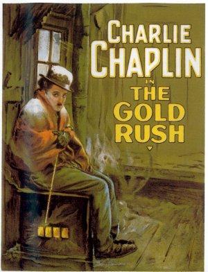 Cartaz Em Busca do Ouro