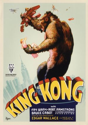 Cartaz King Kong