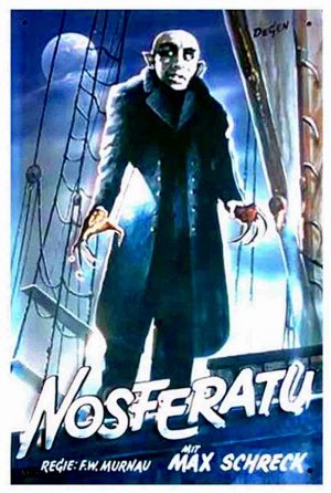 Cartaz Nosferatu