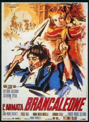 Cartaz O Incrível Exército de Brancaleone
