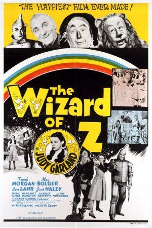 Cartaz O Mágico de Oz
