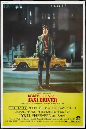 Cartaz Taxi Driver