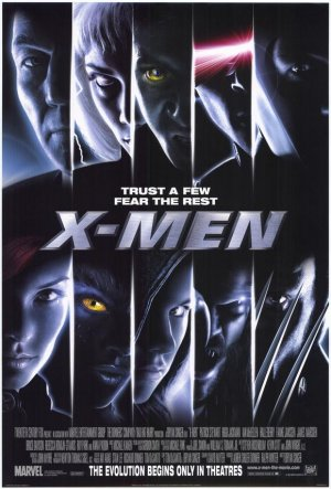 Cartaz X-Men - O Filme