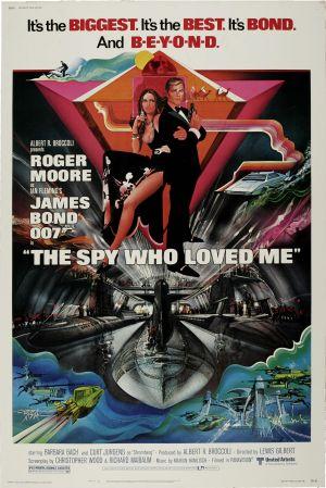 Cartaz 007 O Espião que Me Amava