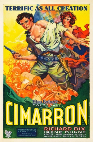 Cartaz Cimarron