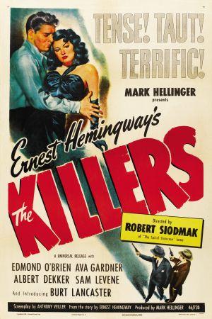 Cartaz Assassinos