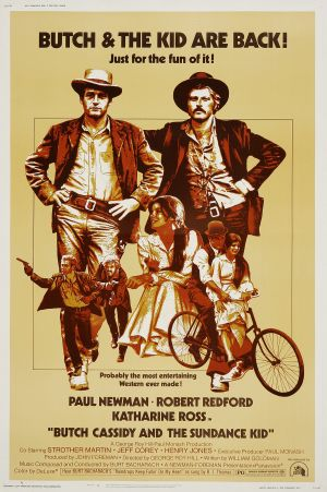 Cartaz Butch Cassidy