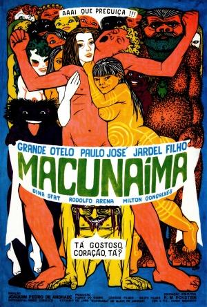 Cartaz Macunaíma