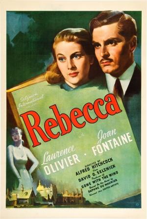 Cartaz Rebecca, a Mulher Inesquecível