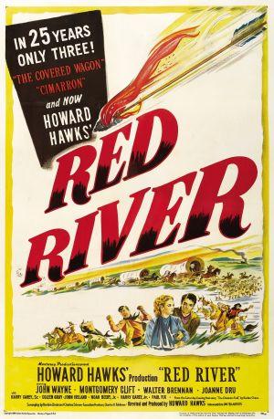 Cartaz Rio Vermelho