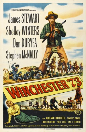 Cartaz Winchester 73