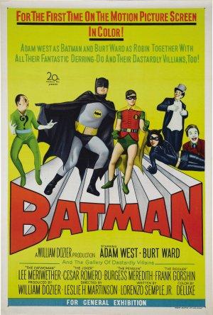Cartaz Batman, o Homem Morcego