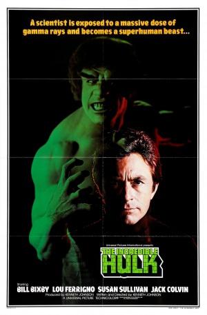Cartaz O Incrível Hulk