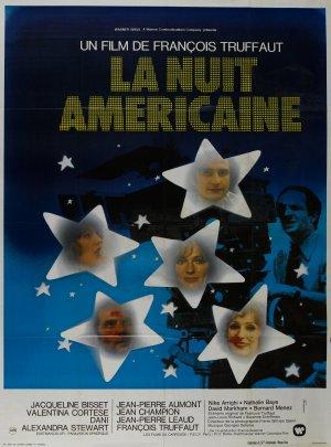 Cartaz A Noite Americana