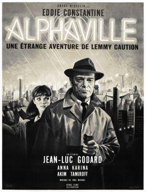 Cartaz Alphaville
