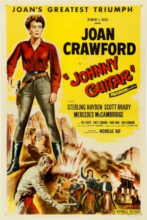 Cartaz Johnny Guitar