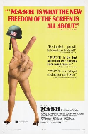 Cartaz M.A.S.H.