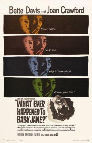 Cartaz O Que Terá Acontecido a Baby Jane
