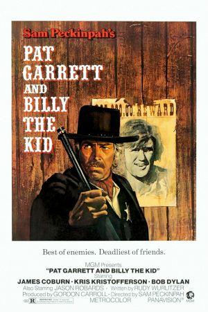 Cartaz Pat Garrett & Billy the Kid