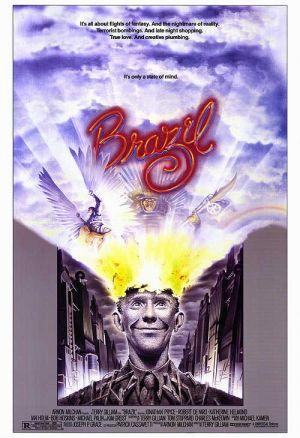 Cartaz Brazil - O Filme