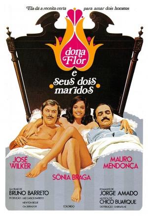 Cartaz Dona Flor e Seus Dois Maridos