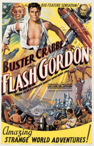 Cartaz Flash Gordon