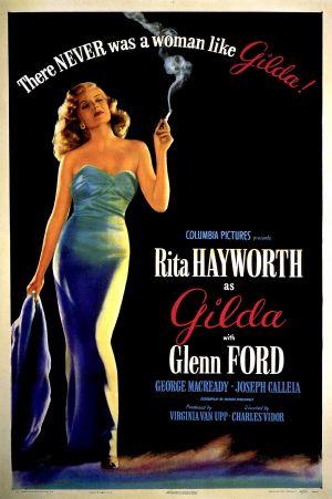 Cartaz Gilda