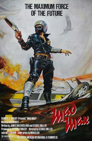 Cartaz Mad Max