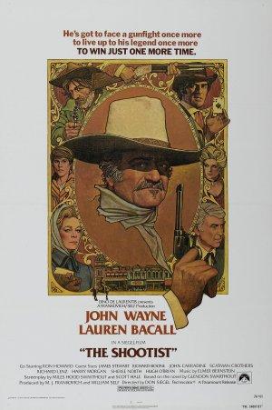 Cartaz O Último Pistoleiro