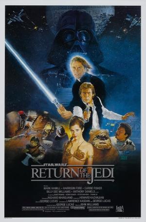 Cartaz O Retorno de Jedi