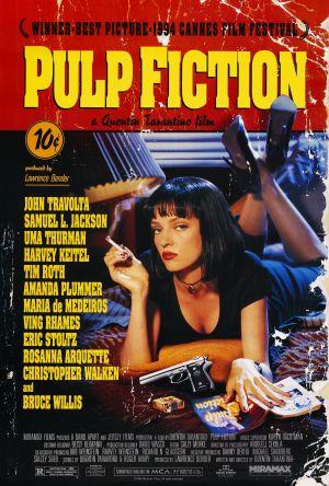 Cartaz Pulp Fiction
