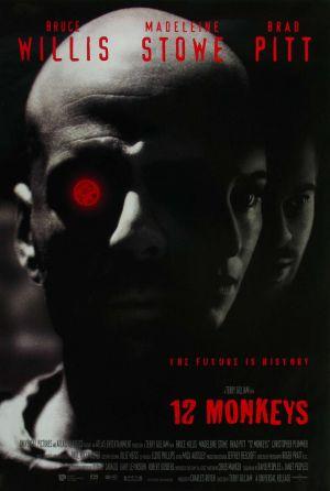 Cartaz Os 12 Macacos