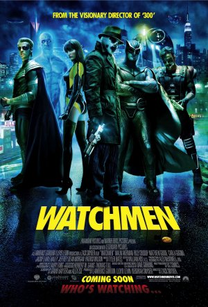 Cartaz Watchmen