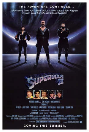 Cartaz Superman II