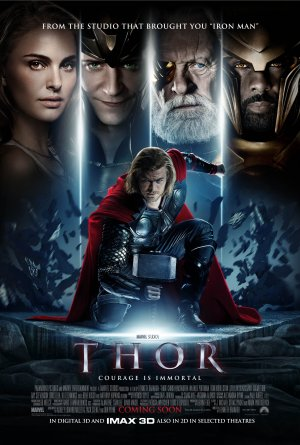 Cartaz Thor