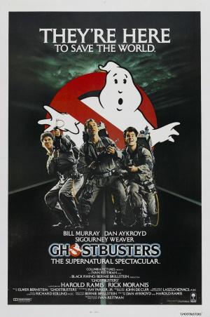 Cartaz Os Caça-Fantasmas