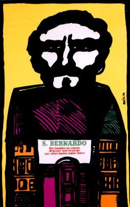 Cartaz São Bernardo