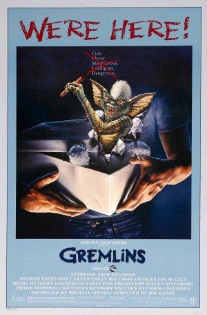 Cartaz Gremlins