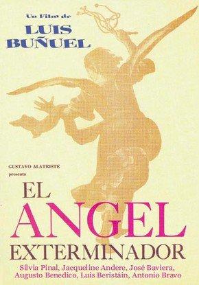 Cartaz O Anjo Exterminador
