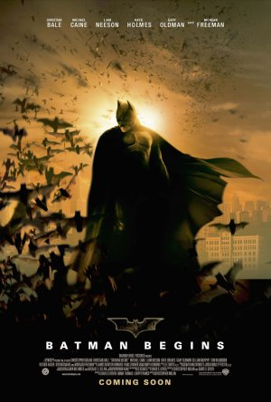 Cartaz Batman Begins