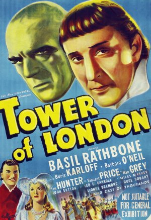 Cartaz Torre de Londres