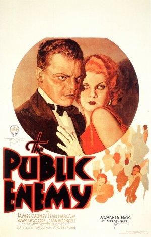 Cartaz Inimigo Público Nº 1