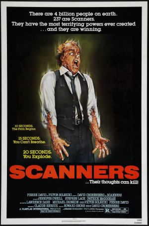Cartaz Scanners